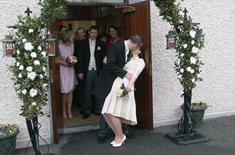 Niamh & Thomas Wedding Photo